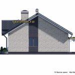 Проект дома 133 м2 Мод3