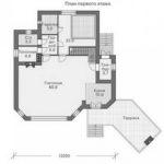 Проект дома 214 м2 АиФ6