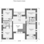 Проект дома АИФ5