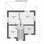 Проект дома в классическом стиле АИФ8