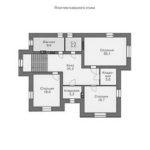 Проект дома 250 м2 АИФ19